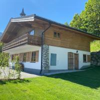 Charming Chalet Maria with amazing mountain view & garden