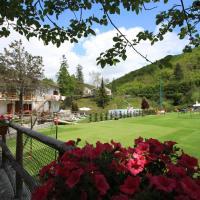 Green Riviera Case Vacanza, hotell i Borzonasca