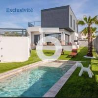 Superbe Villa contemporaine, hotel in Saint-Aunès