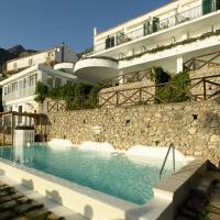 Hotel Il Pino, hotell i Praiano