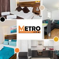 Book Today at Metro Serviced Apartments Bedford - Metro House ,Free WiFi