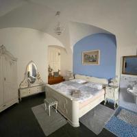 Dvoulůžkový pokoj Blue Grace na zámku