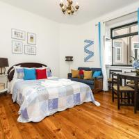 classy and modern amzing double room 4 in Central Lisbon, Marques de Pombal