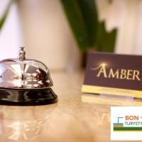 Hotelik Amber REALIZUJEMY BON TURYSTYCZNY – hotel w Raszynie