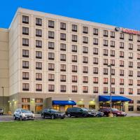 Comfort Suites Schiller Park - Chicago O'Hare Airport, hotel in Schiller Park