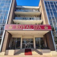 Hotel Royal Spa, отель в Бане-Ковиляче