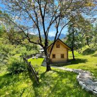 Počitniška hiša Jereka