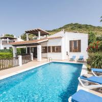 Villas Playas de Fornells, hotel in Fornells