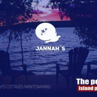 Jannah's Cottages, hotel em Manitowaning