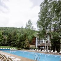 Yaremche Club Hotel, hotel in Yaremche