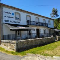 Pensión de Moraime, hotel in Moraime
