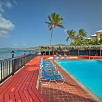 Beachfront St Croix Condo with Pool and Lanai!