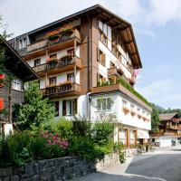 Hotel Bristol Relais du Silence Superior, hotel in Adelboden