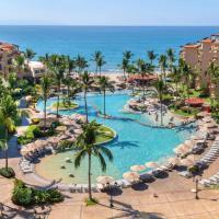 Villa Del Palmar Flamingos Beach Resort & Spa, отель в городе Нуэво-Вальярта