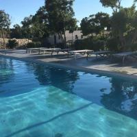 BONIFACIO 3mn du Port! Villa piscine chauffée ,clim,wifi
