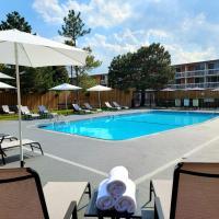 Best Western Parkway Hotel Toronto North, hotel em Richmond Hill