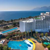 Hotel SU & Aqualand, hotel in Antalya