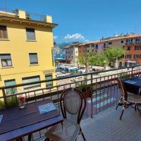 Hotel Sorriso, hotell i Brenzone sul Garda