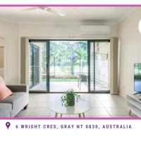 Secure 2 bed unit in Gray - close Palmerston City, hotel em Palmerston