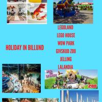 300meter walk to Lego - no9 - FREE legoland ticket for kids in special season