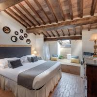 Giardino Segreto - Historic Capitano Collection - Albergo diffuso, hotell i San Quirico d'Orcia