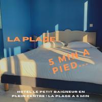 Hotel Le Petit Baigneur Palavas Plage, hotel in Palavas-les-Flots