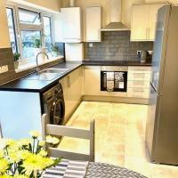 A beautiful modern home close to Central London