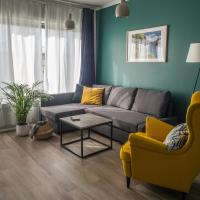 Stylish apartment with 2 bedrooms, hotel in Eyrarbakki