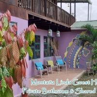 Montaña Linda Guest House Orosi, hotel in Orosí