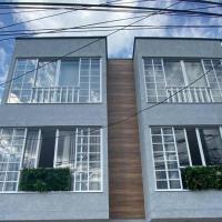 Hermoso apto 101 días semanas amoblado vacacionales, Hotel in Manizales