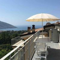 San Martino - Appartamento con vista sul golfo, hotel a Sapri
