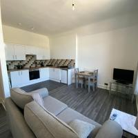 Flat 3. One bed apartment opposite travel lodge, Colwyn Bay.