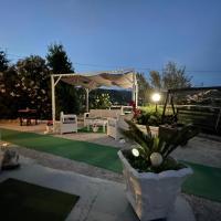 Villa Rosa, hotel en Agropoli