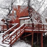 Cabaña las trancas, hotel en Nevados de Chillán