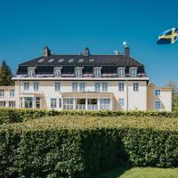 Villa Fridhem Hotell - Mat - Möten, hotel in Åby