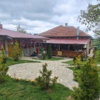 Kompleks Trnovski Vetar, hotel em Kriva Palanka