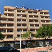 Hotel Vent de Mar, hotel in Puerto de Sagunto