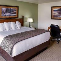 The Ridgeline Hotel at Yellowstone, Ascend Hotel Collection, hotel in Gardiner