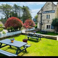 The Rose & Crown Farmhouse Kitchen, hotel in Stonehouse