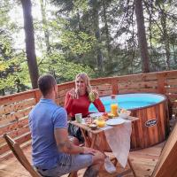 The woods of Sinic - Glamping in the Heart of Nature