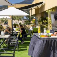 Best Western Hotel Mediterranee Menton、マントンのホテル