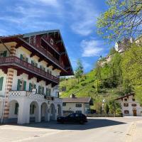 ciao-aschau Haus Burg Ap112 Burgblick