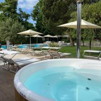 Silva Hotel Splendid, hotell i Fiuggi