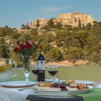 Theseum Hill - Athenian Residencies