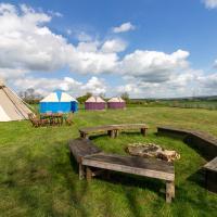 Pilton Yurt Camps, West