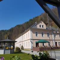 Hotel Garni Dekorahaus, hotel en Bad Schandau