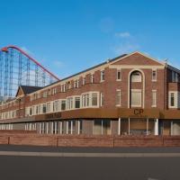 Coastal Plaza, hotel in Blackpool