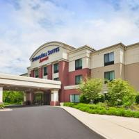 SpringHill Suites by Marriott Grand Rapids Airport Southeast, hotel near Gerald R. Ford International Airport - GRR, Cascade