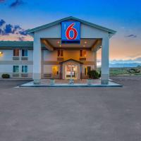 Motel 6-Beaver, UT, hotel v destinaci Beaver