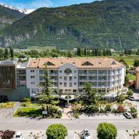 Hotel Farinet, hotel in Saillon